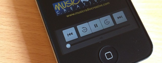 Podcasts App and The Future of Radio : Podcast Episode #1