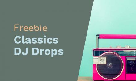 Free DJ Drop – Now… Hold The Classics!