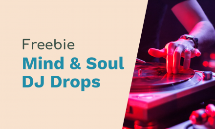 Taking Control of Your Mind, Body And Soul DJ Drop