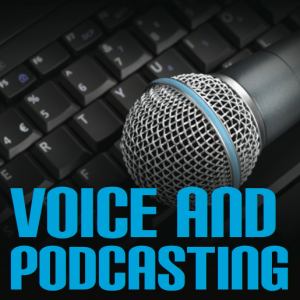 Voice and podcasting course in London