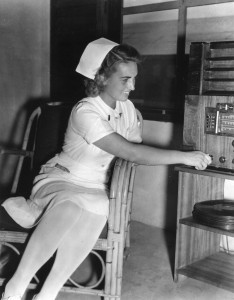What is hospital radio?