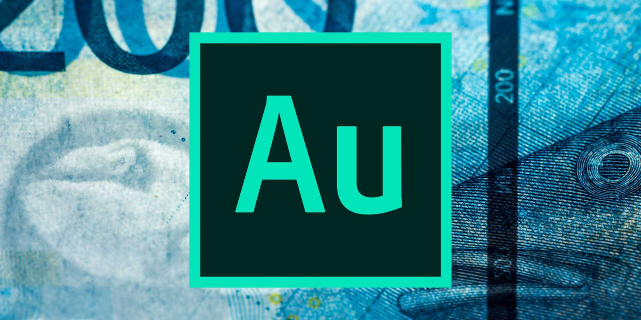 Audio Watermarking in Adobe Audition (Watermark Your Audio)