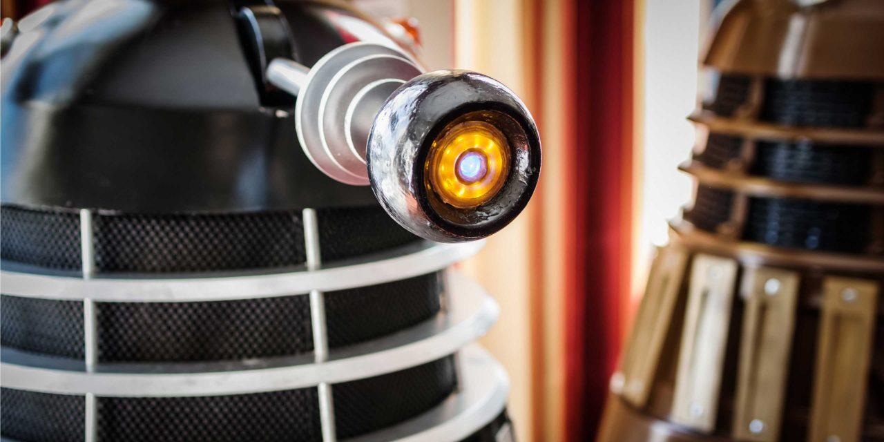 Doctor Who Dalek Voice Changer Effects In Adobe Audition
