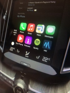 Apple CarPlay Audio Apps