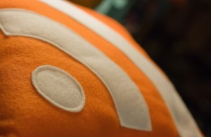 Keep your RSS feed