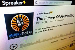 Spreaker for Podcasting