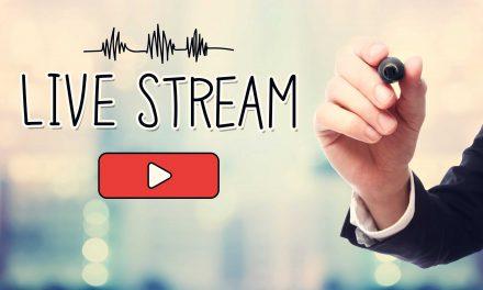 Live Broadcasting Using Google Hangouts
