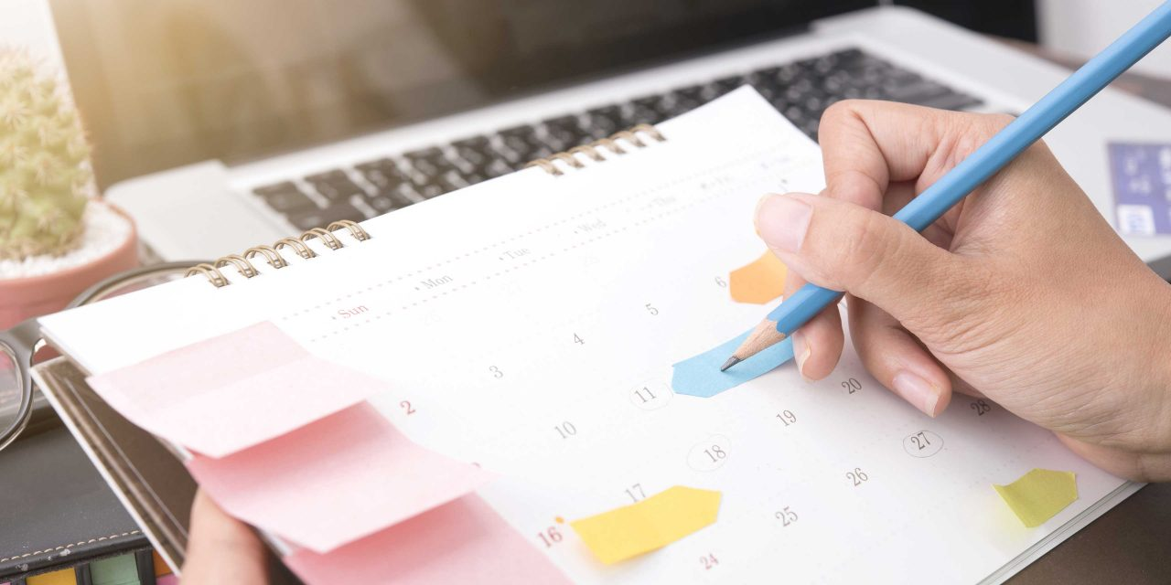 How to Schedule a Podcast