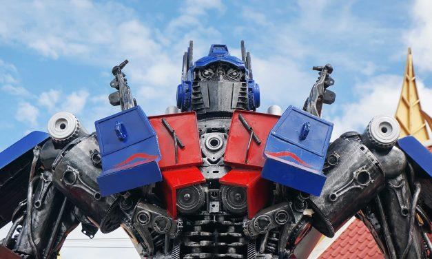 How to Sound Like Optimus Prime