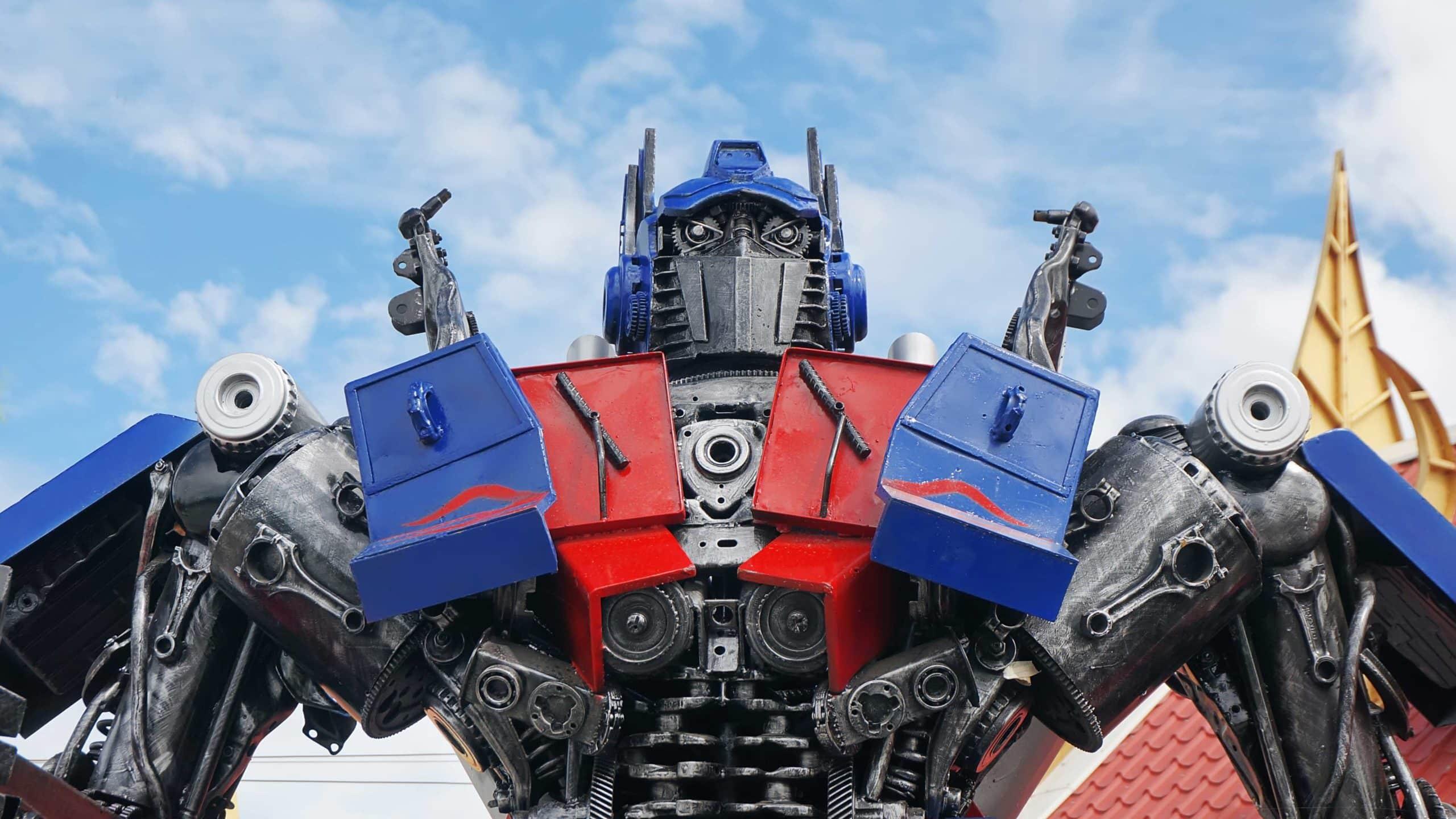 Optimus Prime Art by me hehe : transformers