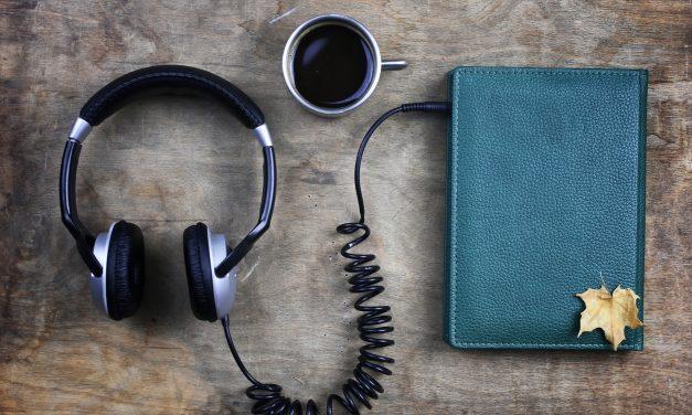 The Action Behind Audiobook Narration: Karl Jenkinson
