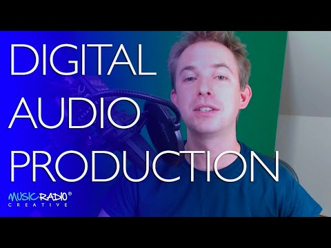 Digital Audio Prodution Live Workshop w/ Mike Russell