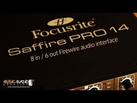Focusrite Saffire PRO 14 Review