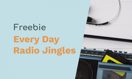 "Free Radio Jingles: ""All Day, Every Day"""
