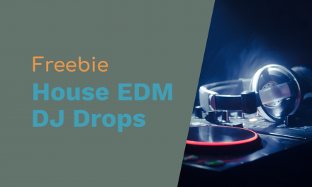 Free DJ Drops: Electro House Dance Music