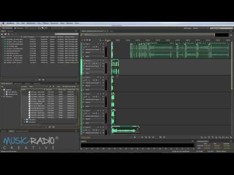 Multiple Multitrack Clips On The Same Or Different Tracks