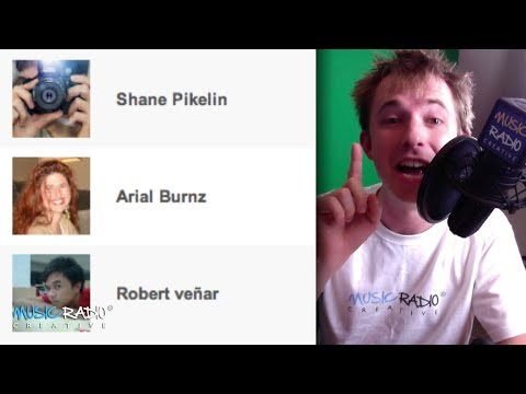 My Top YouTube Fans For 2013