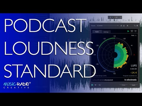 Podcast Loudness – How To Hit Exactly -16 LUFS in Adobe Audition