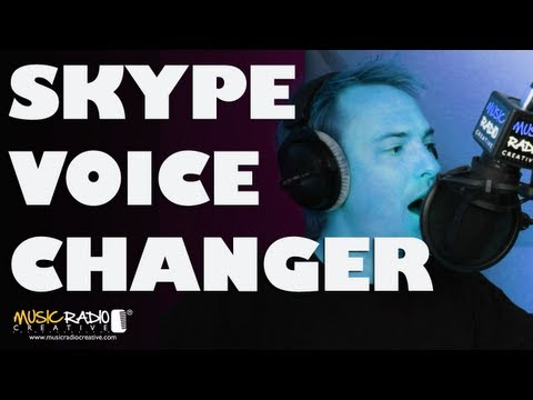 Skype Voice Changer Tutorial in Adobe Audition CC