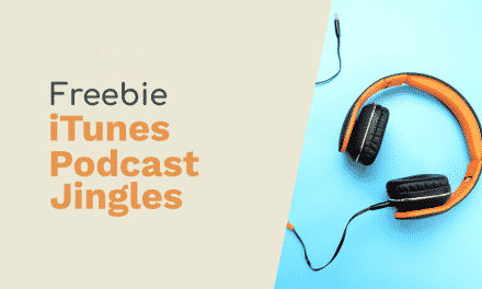 "Free Podcast Jingles: ""iTunes Review"" and ""Newsletter"" Podcast Drops"