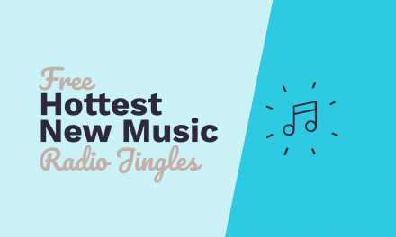 "Free Radio Jingles: ""Hottest Best New Music"" Radio Sweepers"