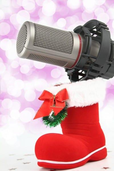 free christmas radio jingles