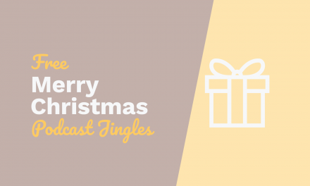 Free Podcast Jingles: Merry Christmas