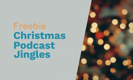 Free Podcast Jingles: Merry Christmas