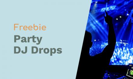 Free Party DJ Drops