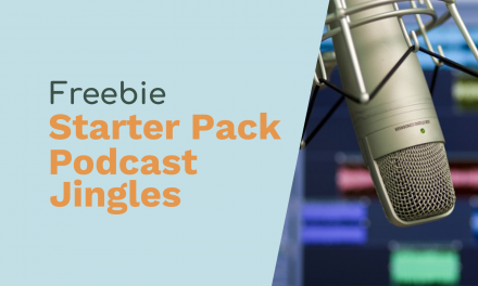 Free Podcast Starter Jingles Pack