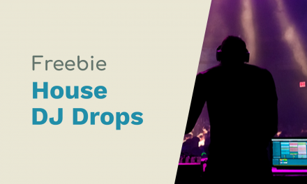 Free DJ Drops – House and Underground