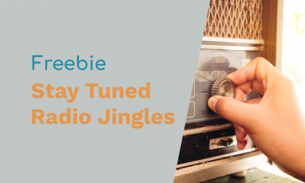 Free Radio Jingles: Stay Tuned