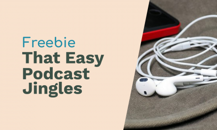 Free Podcast Jingles – It's That Easy