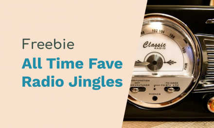Playing All Time Favourites Radio Jingles