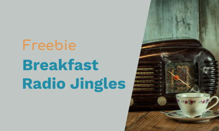 Free Radio Jingles – This is The Breakfast Show