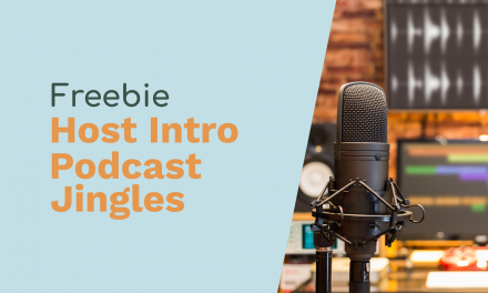 Free Podcast Intros: Here's Your Host