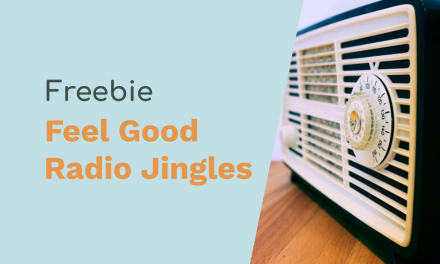 Feel Good Radio Jingles