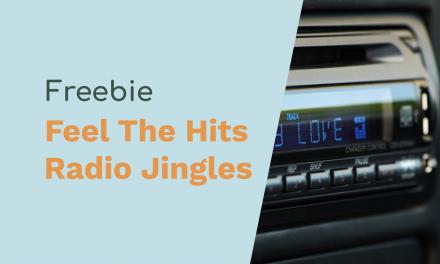 Feel The Hits Radio Jingles