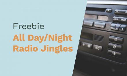 All Day and All Night Radio Jingles