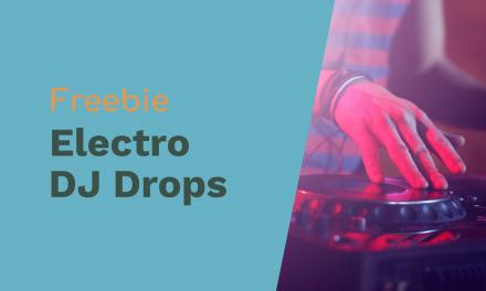 Electro DJ Drops