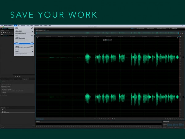 Podcasting Adobe Audition Workshop.024