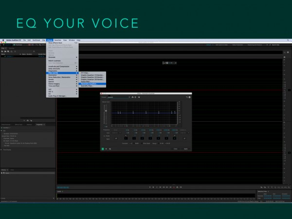 Podcasting Adobe Audition Workshop.027