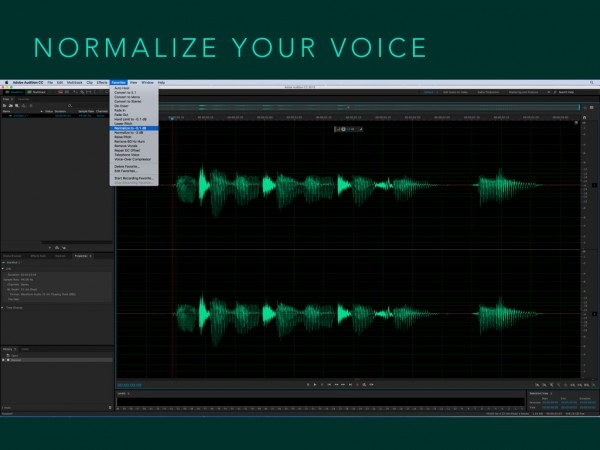 Podcasting Adobe Audition Workshop.028