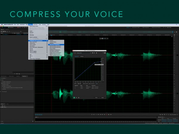 Podcasting Adobe Audition Workshop.029