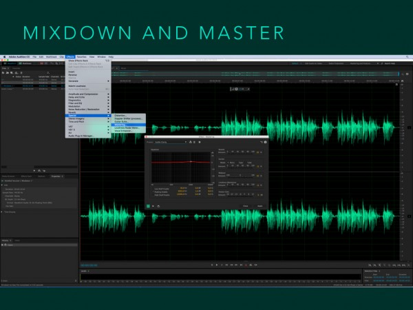 Podcasting Adobe Audition Workshop.034