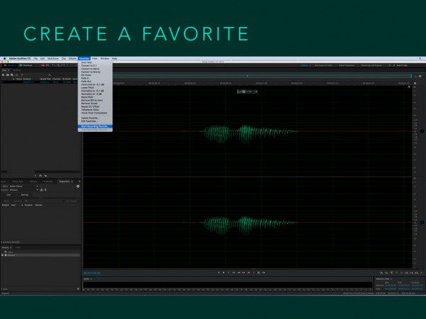 Podcasting Adobe Audition Workshop.041