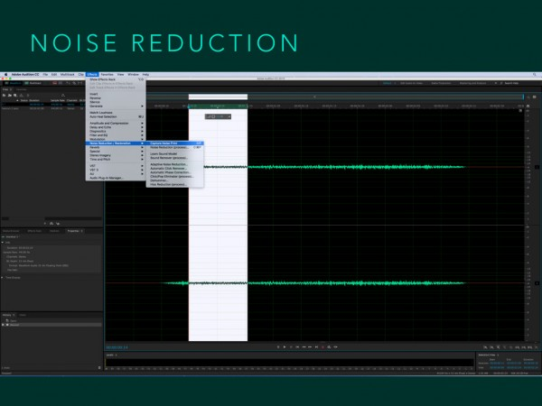 Podcasting Adobe Audition Workshop.047