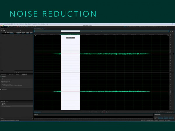 Podcasting Adobe Audition Workshop.049