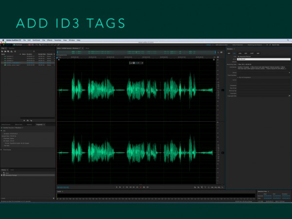 Podcasting Adobe Audition Workshop.063