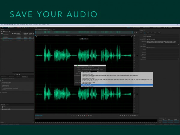 Podcasting Adobe Audition Workshop.064